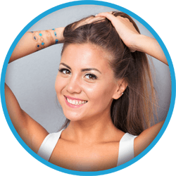 Women hair transplant Turkey Istanbul | Camilia Clinic